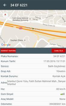 Neofilo Araç Takip Sistemi screenshot 2