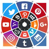 Social Media Vault ikona