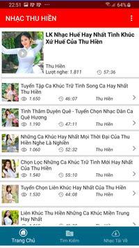 Nhac Thu Hien - Ca Nhac Thu Hien screenshot 1