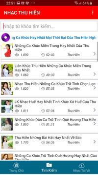 Nhac Thu Hien - Ca Nhac Thu Hien screenshot 3