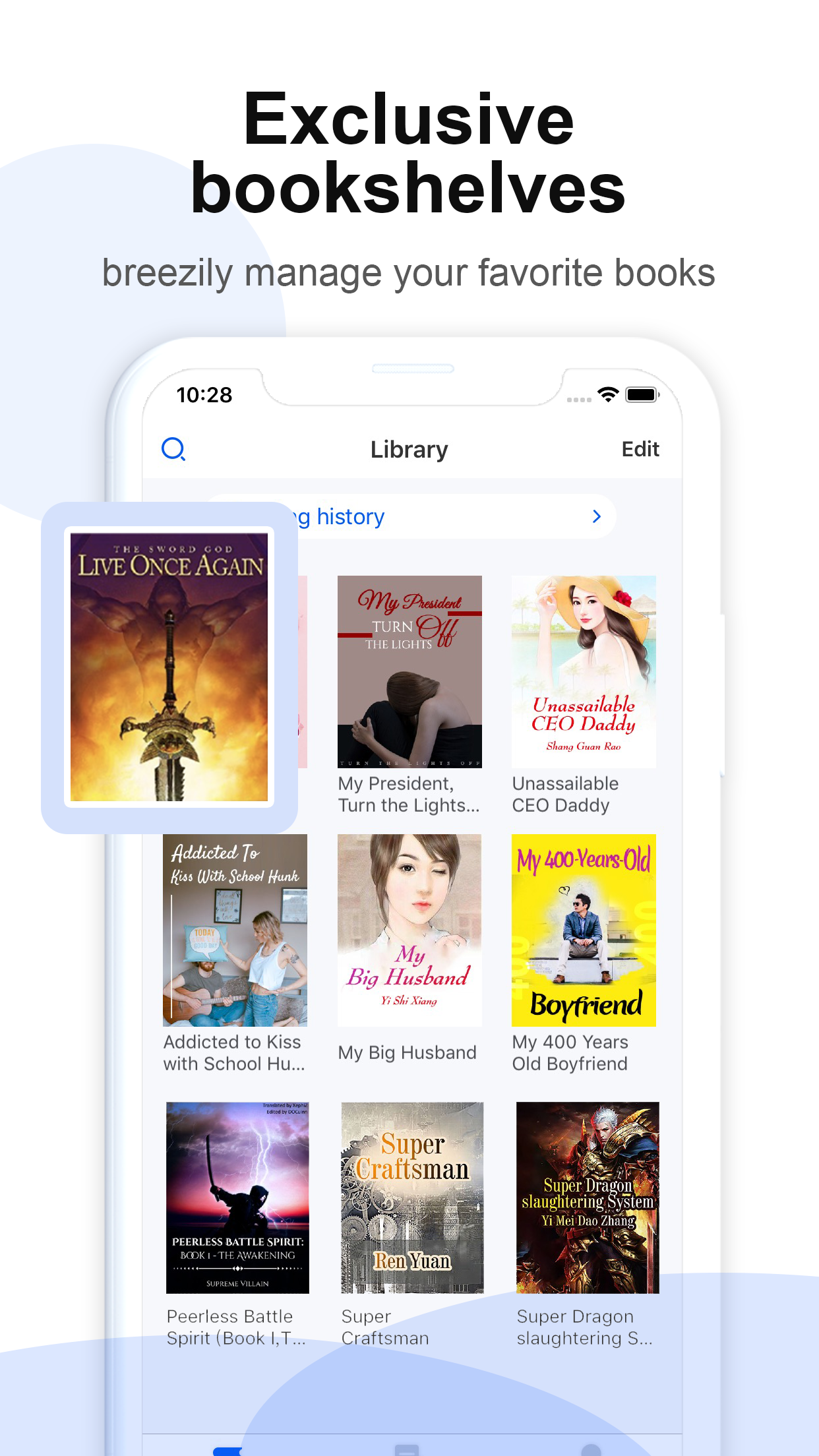 NovelCat APK 1.4.1 Download for Android - Download ...
