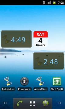 """Auto-Minute"" Timer Widget screenshot 1"