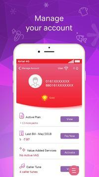 My Airtel स्क्रीनशॉट 1