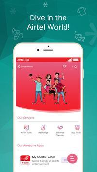 My Airtel स्क्रीनशॉट 2