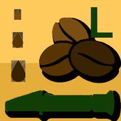 Coffee Brix Calculator Lite icon