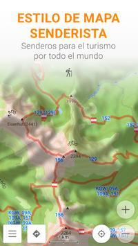 OsmAnd captura de pantalla 4