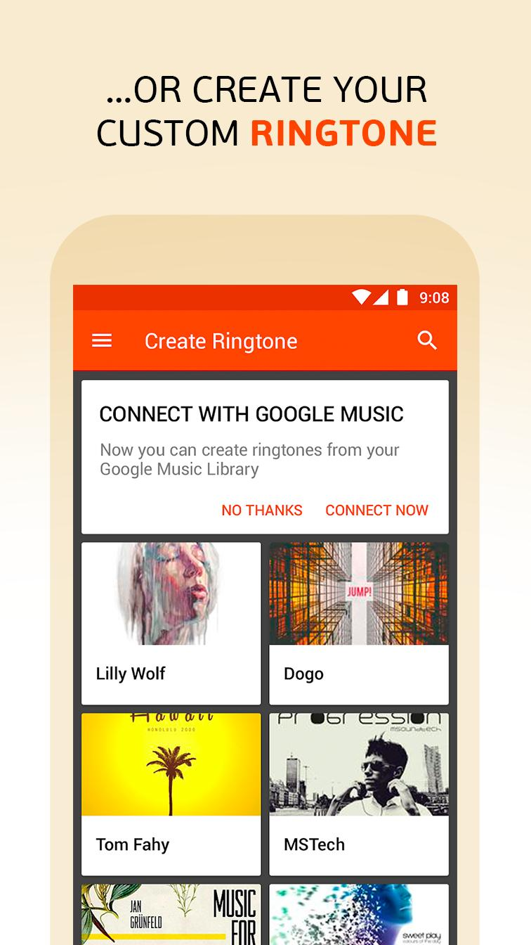 Audiko: ringtones, notifications and alarm sounds  for