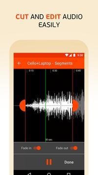 Audiko: ringtones, notifications and alarm sounds. screenshot 1