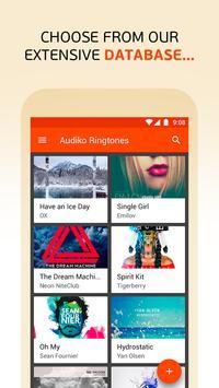 Audiko: ringtones, notifications and alarm sounds. screenshot 3