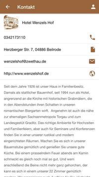 Hotel Wenzels Hof screenshot 2