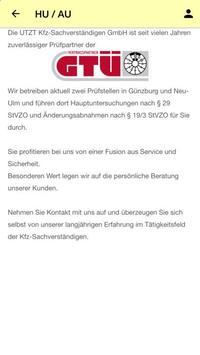 Utzt GmbH screenshot 5