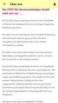 Utzt GmbH screenshot 3