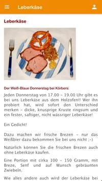 Bäckerei Körber's Backstube screenshot 5