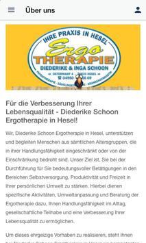 Diederike Schoon Ergotherapie screenshot 1
