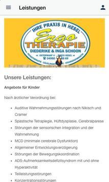 Diederike Schoon Ergotherapie screenshot 2