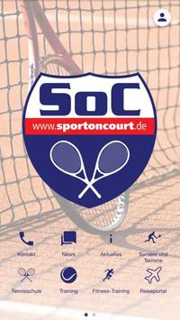 Sport on Court poster