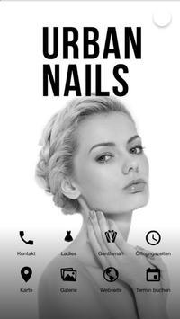 Urban Nails poster