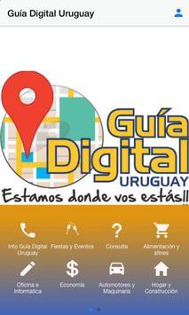 Guía Digital Uruguay poster