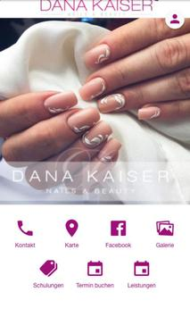Dana Kaiser - Nails & Beauty poster