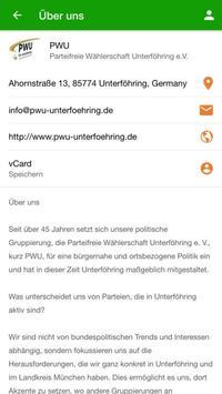 PWU - Für Unterföhring screenshot 4
