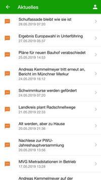 PWU - Für Unterföhring screenshot 1