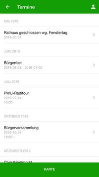 PWU - Für Unterföhring screenshot 2