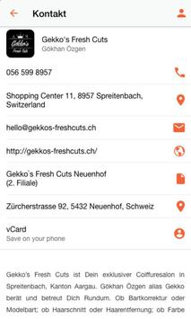 Gekko's Fresh Cuts screenshot 1