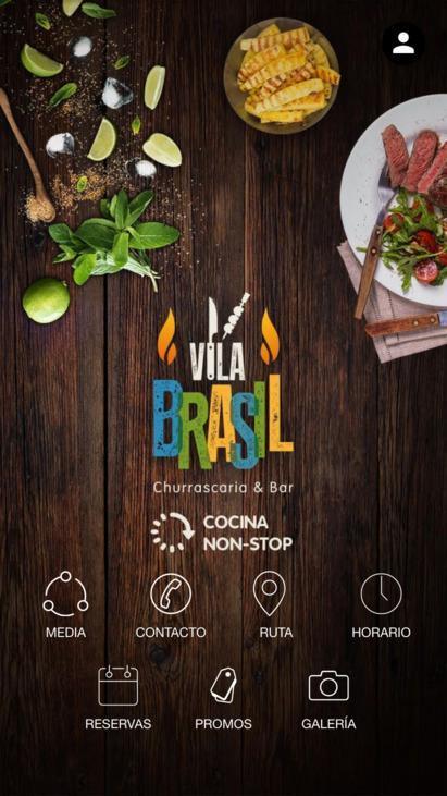 Vila Brasil poster