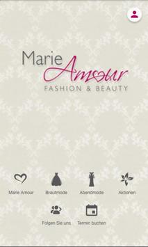Marie Amour poster