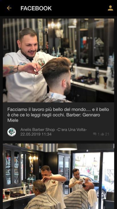 Barber shop münchen