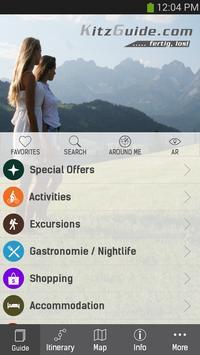 Kitzbühel - KitzGuide App poster