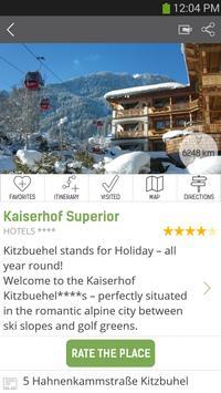 Kitzbühel - KitzGuide App screenshot 2