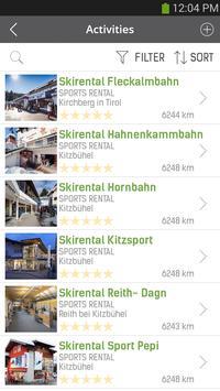 Kitzbühel - KitzGuide App screenshot 3