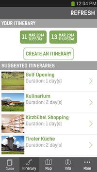 Kitzbühel - KitzGuide App screenshot 4