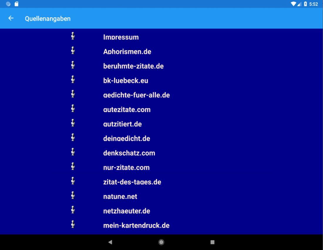Deutscher Zitatenschatz For Android Apk Download