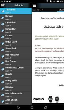 Doa Dalam Islam Lengkap screenshot 1