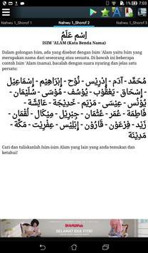 Nahwu Sorof dan Bahasa Arab screenshot 3