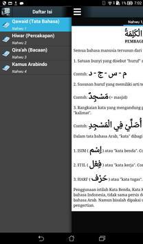 Nahwu Sorof dan Bahasa Arab screenshot 1