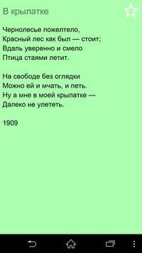 Стихи, поэзия Русских поэтов screenshot 1