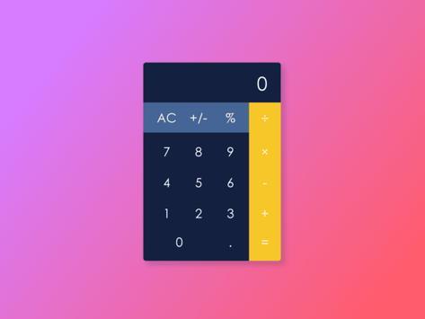 Plus Calculator - sd09314 screenshot 1