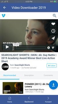 All Video Downloader 2019 screenshot 1