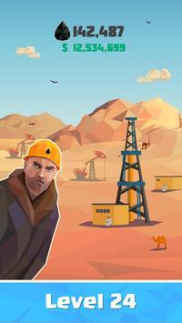 Idle Oil Tycoon: Gas Factory Simulator screenshot 1