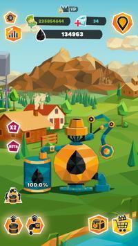 Idle Oil Tycoon: Gas Factory Simulator screenshot 4