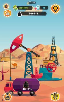 Idle Oil Tycoon: Gas Factory Simulator screenshot 9