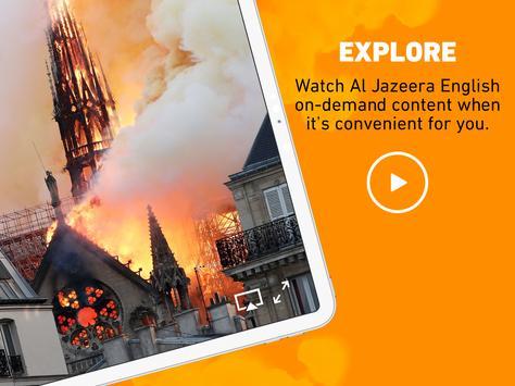 Al Jazeera English скриншот 12