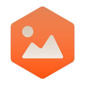 Simple Photo Widget icono