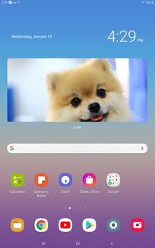 Simple Photo Widget captura de pantalla 5