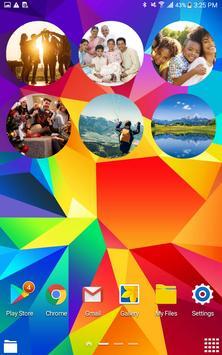 Simple Photo Widget captura de pantalla 11