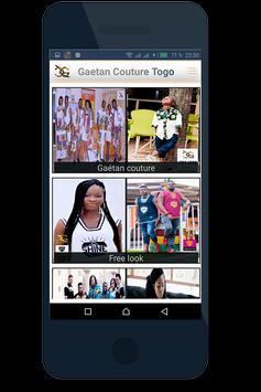 Gaetan Couture Togo poster