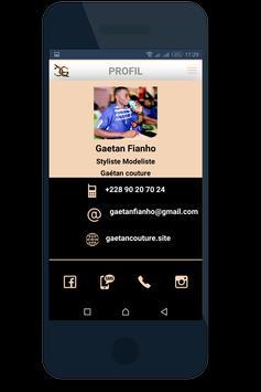 Gaetan Couture Togo screenshot 16
